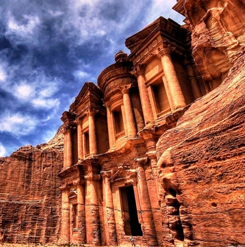 In 2016, The MIT-Arab World Program matched 19 MIT students with teaching and internship placements in Jordan, home of the archaeological city of Petra.