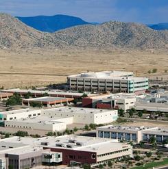 Sandia National Laboratory at Kirtland Air Force Base, N.M.
