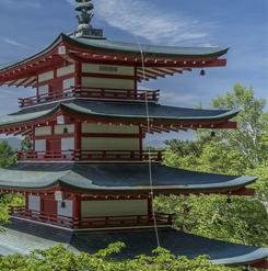 Featured image credit: fuji mount pagoda japan mountain by oadtz. Public domain via Pixabay.