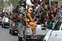 Afghanistan after the 2021 US withdrawal