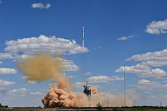 Taking off at Jiuquan Satellite Launch Center, Gansu province, China, June 2020 China Out / Reuters