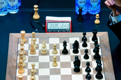 It's like chess, with nuclear weapons.  Photographer: Nicky J. Sims/Getty Images for Kaspersky Lab