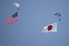 "US flag and Japan flag - If the U.S.-Japan military alliance is to be effective in a new era of geopolitics, both sides need to be realistic about the ""grand bargain"" that underpins it."