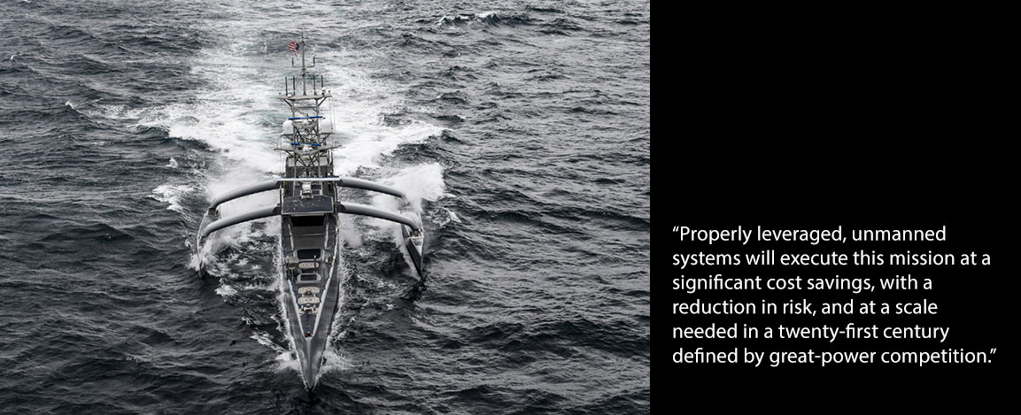 US Navy vessel