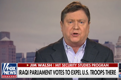 Senior Research Associate at MIT's Security Studies Program Dr. Jim Walsh on the U.S. airstrike that killed top Iranian general Soleimani.