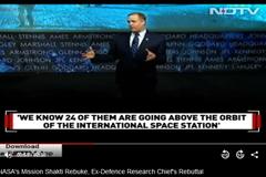 Mission Shakti: Students celebrate DRDO's ASAT anti-satellite missile test.