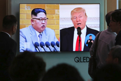 President Trump and the North Korean leader Kim Jong-un are set to meet soon.CreditAhn Young-Joon/Associated Press