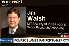 Jim Walsh interview on Bloomberg