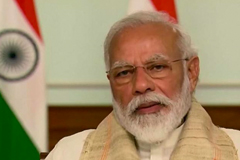 "Prime Minister Narendra Modi has responded to the violent face-off, in which at least 20 Indian soldiers died and many more were injured, saying that India does not ""instigate"" and will not compromise"
