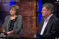 Carol Saivetz and Jim Walsh on WGBH