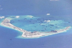 South China Sea, Image Credit: U.S. Navy/ Still shot