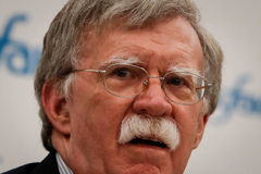 Warning: John Bolton