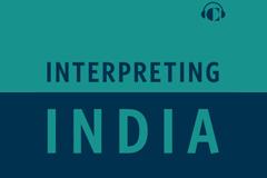Interpreting India Podcast logo