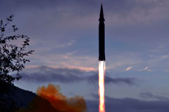 hypersonic missile Hwasong-8