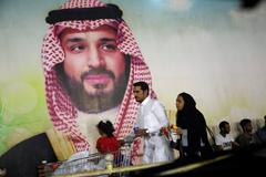 Prince Mohammed bin Salman, Saudi Arabia's de facto leader, is ramping up efforts to regain his lost international standing, accepting some responsibility for the killing and vowing not to repeat his missteps.CreditCreditAmr Nabil/Associated Press