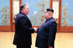 "Secretary of State Mike Pompeo said the US and North Korea are in ""complete agreement"" ahead of the summit between President Donald Trump and North Korean ..."