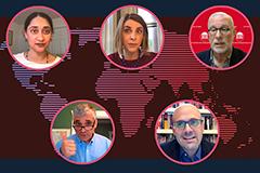 Richard Samuels, Susan Hennessey, Neeti Nair, Daniel ZIblatt, Steven Levitsky