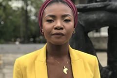 Shola Lawal, CIS Neuffer Fellow