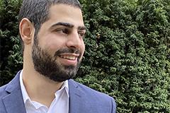 PhD Candidate Nasir Almasri