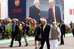 Donald Trump thanked India for the contributions its culture and traditions have made to the United States and said Americans are eager to strengthen ties between their people. (Photo: AP)