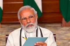 Prime Minister Modi of India