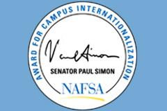 NAFSA Award Logo