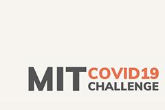 MIT Covid 19 Challenge logo