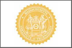 Gold MIT seal logo