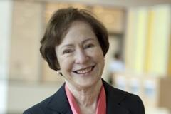 Inaugural John M. Deutch Institute Professor Suzanne Berger