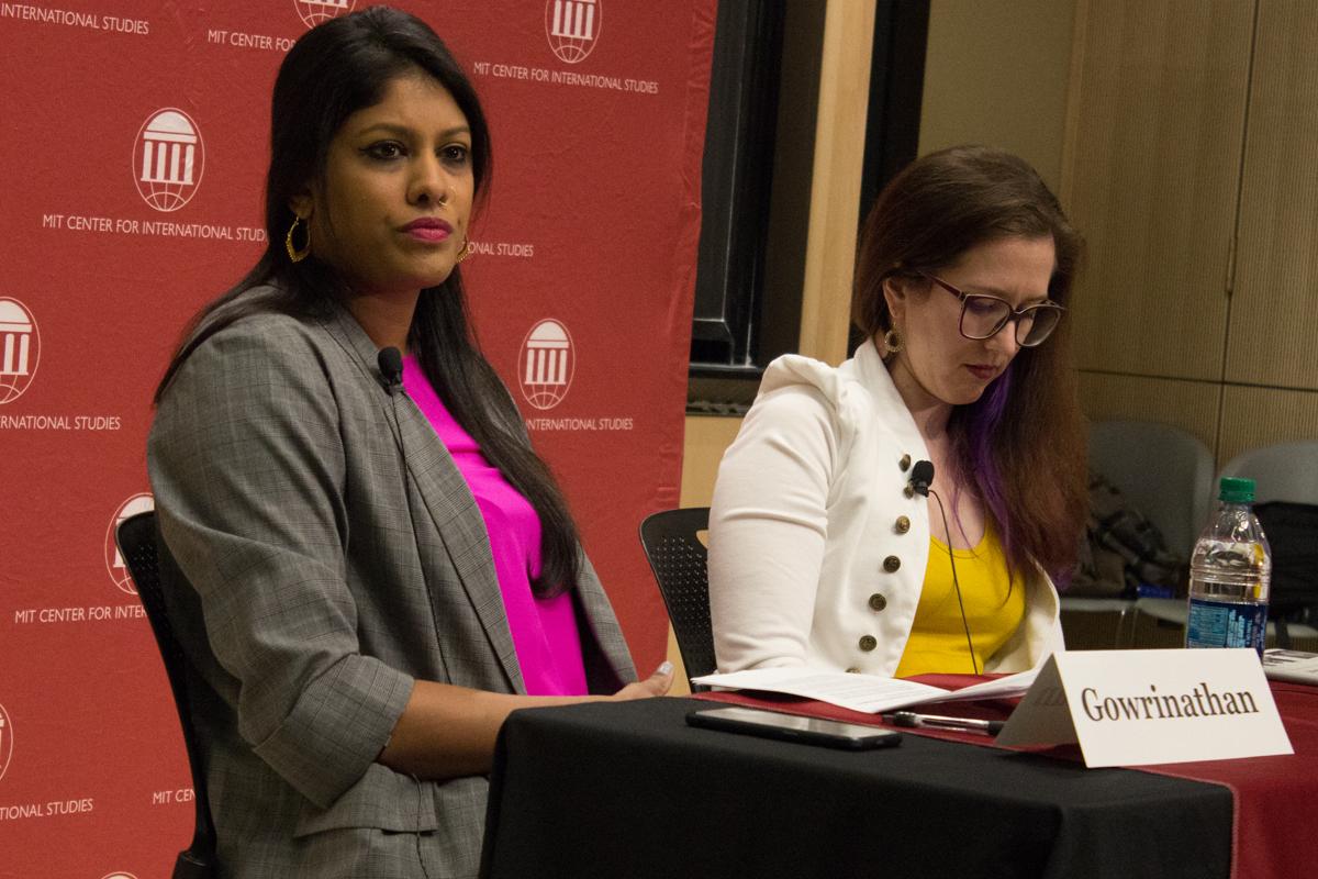 Starr Forum: Women's Empowerment: Are Global Development