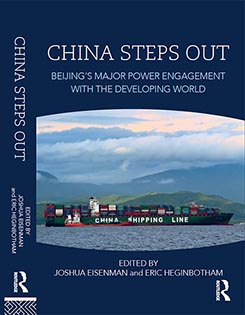 China Steps Out book cover