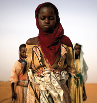 DARFUR The Crisis, The Exhibit