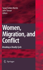 John Tirman's Women, Migration, and Conflict Cover