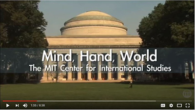 CIS Releases DVD: Mind, Hand, World