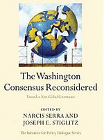 The Washington Consensus Reconsidered