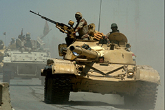 Battle in Iraq