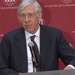 Jack Straw, Former British Foreign Secretary